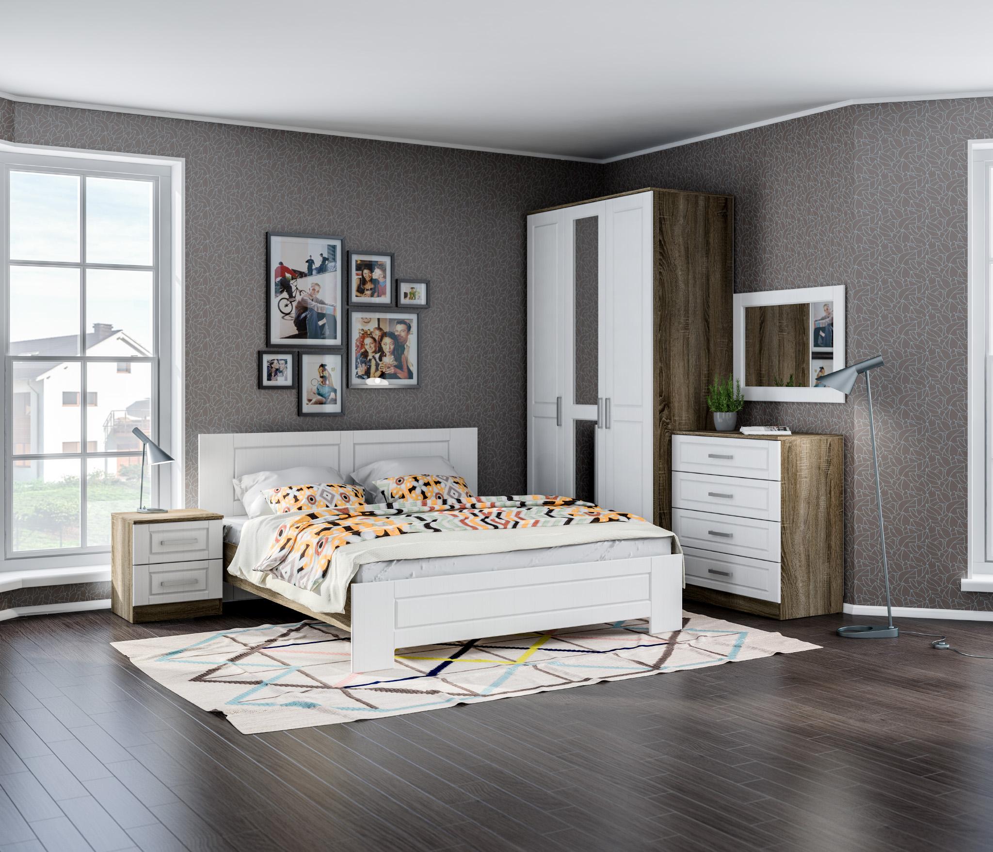 купить модульная спальня илона по цене 15 50000 руб в